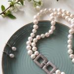 Náhrdelník perlový